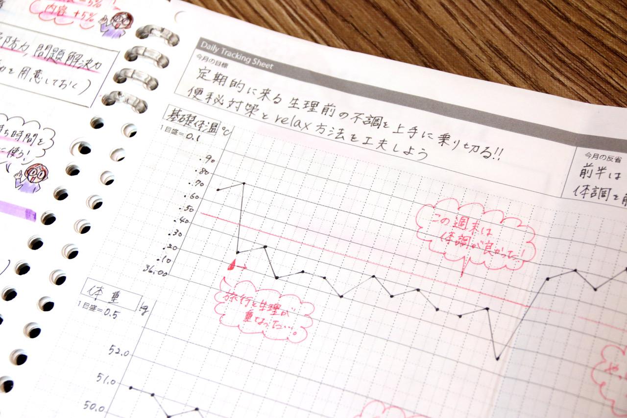ガントチャート&記録グラフ[テンプレート無料ダウンロード]