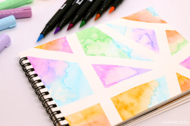 誰でもデザイナー!トンボABTは魔法の筆ペン